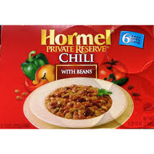 HORMEL CHILI, 6 PACK/15 OZ