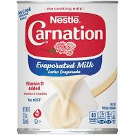 Carination  Evaporated Milk 14 OZ
