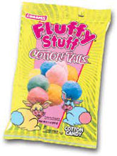 Charms Fluffy Stuff Cotton Tails Cotton Candy, 2.1 oz. Bags