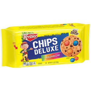KEEBLER CHIPS DELUXE RAINBOW 14.5 OZ