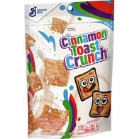Cinnamon Toast Crunch Cereal, 3.5-oz. Pouches
