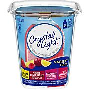 Crystal Light On-the-Go Variety Pack, 44 ct.