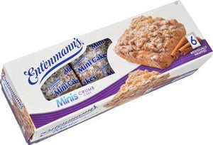 ENTENMANN'S INDIVIDUALLY WRAPPED CAKES