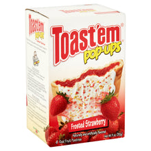 Toast'em Frosted Strawberry Pop-Ups, 6-ct. Boxes