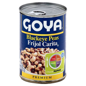GOYA Blackeye Peas 15 OZ
