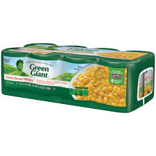 GREEN GIANT NIBBLETS CORN 8/11 OZ CANS