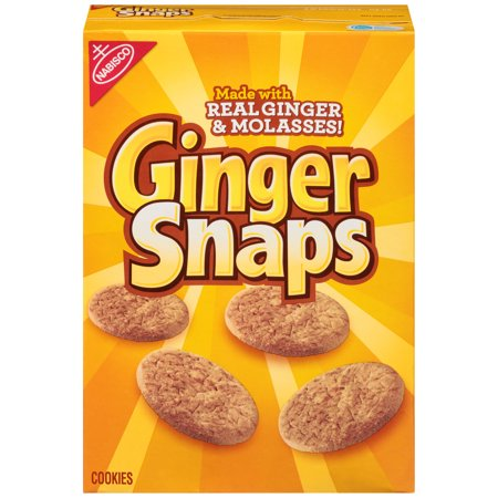 NABISCO GINGER SNAPS 16 OZ