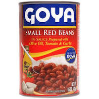 Goya Red Beans In Sauce 15 OZ