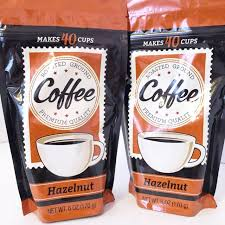 Ground Coffee, Hazelnut Ground 6-oz. Bags