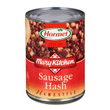 HORMEL Mary Kitchen Sausage Hash 15 OZ