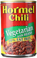 Hormel Vegetarian Chili With Beans 15 OZ