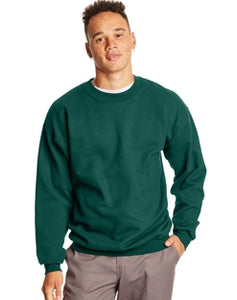 Hanes Men Ultimate Cotton Heavyweight Crewneck Sweatshirt