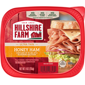 HILLSHIRE FARM HONEY HAM 9 0Z