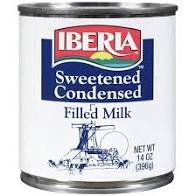 IBERIA Condensed Milk 14 OZ