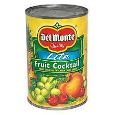 Island Choice Diced Fruit Cocktail, 15 oz. Cans