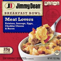 Jimmy Dean Fully Cooked Meat Lovers Crumbles, 8 oz.