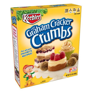 Keebler Graham Cracker Crumbs 10 OZ