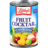 Libby's Fruit Cocktail 15 0z