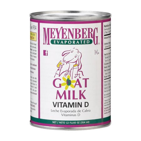 MEYENBERG Evaporated Goat Milk 12 OZ