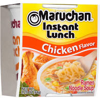 Maruchan Instant Chicken-Flavored Lunch Cups, 3-ct. Packs