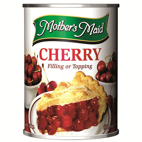 Mother's Maid Cherry Pie Filling, 15 oz.