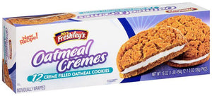 Mrs. Freshley's Oatmeal Creme Cookies, 8-ct. Boxes