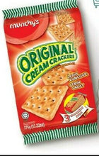 Munchy's Crackers