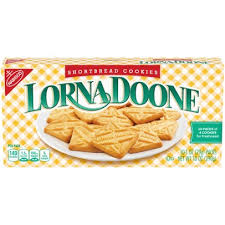 NABISCO LORNA DOONE SHORTBREAD COOKIES 10.5 OZ