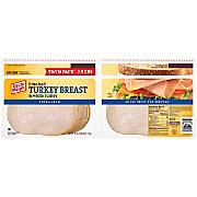 OSCAR MAYER SMOKED TURKEY BREAST 2PK/ 20 OZ