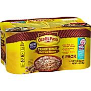 Old El Paso Traditional Refried Beans, 6 pk