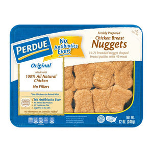 PERDUE FULLY COOKED BREADED CHICKEN STRIPS 36 OZ 3 PK
