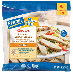 PERDUE SHORT CUTS CHICKEN (GRILLED) 9 0Z