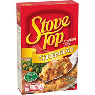 STOVE TOP STUFFING MIX CORNBREAD 6 OZ