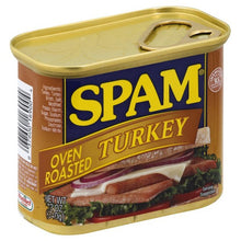 Hormel Spam Oven Roasted Turkey 12 OZ