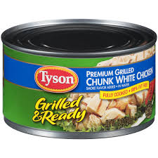 TYSON Premium Grilled Chicken Breast 12 OZ