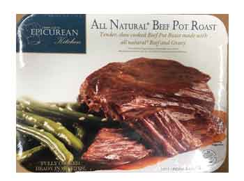 All-Natural Beef Pot Roast 32 OZ