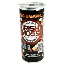 Big Bamboo Irish Moss Drink