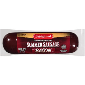 BRIDGFORD SUMMER SAUSAGE 16 OZ