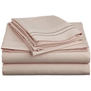 3  TWIN PIECE SHEET SET  LINEN