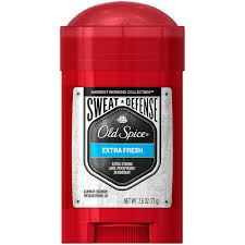 Old Spice Hardest Working Collection Sweat Defense Extra Fresh Extra Strong Anti-Per spirant/Deodorant 2.6 oz. Stick