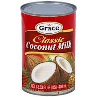Grace Coconut Milk 14 OZ