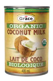 Grace Organic Coconut Milk 13.5