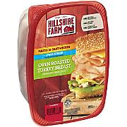 Hillshire Farm Oven Roasted Turkey Ultra-Thin Lunch Meat, 2 pk./32 oz.