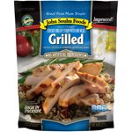 John Soules Foods Grilled Chicken Breast Strips 8 oz