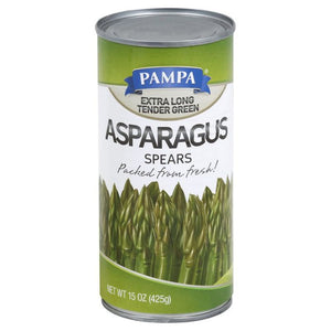 Pampa Extra-Long Asparagus Spears, 15 oz.