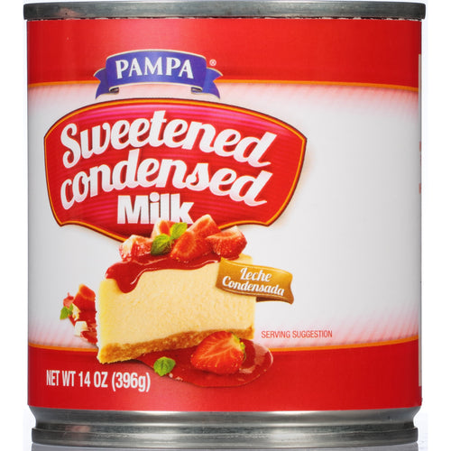 Pampa Sweetened Condensed Creamer, 13.8 oz.