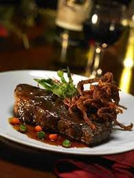 Beef, Boneless Cooked Demi-Glace Short Rib