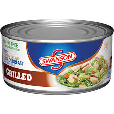 Swanson White Chicken Breast 12.5 OZ