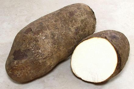 SOFT WHITE YAM PER LB  CALL FOR PRICING