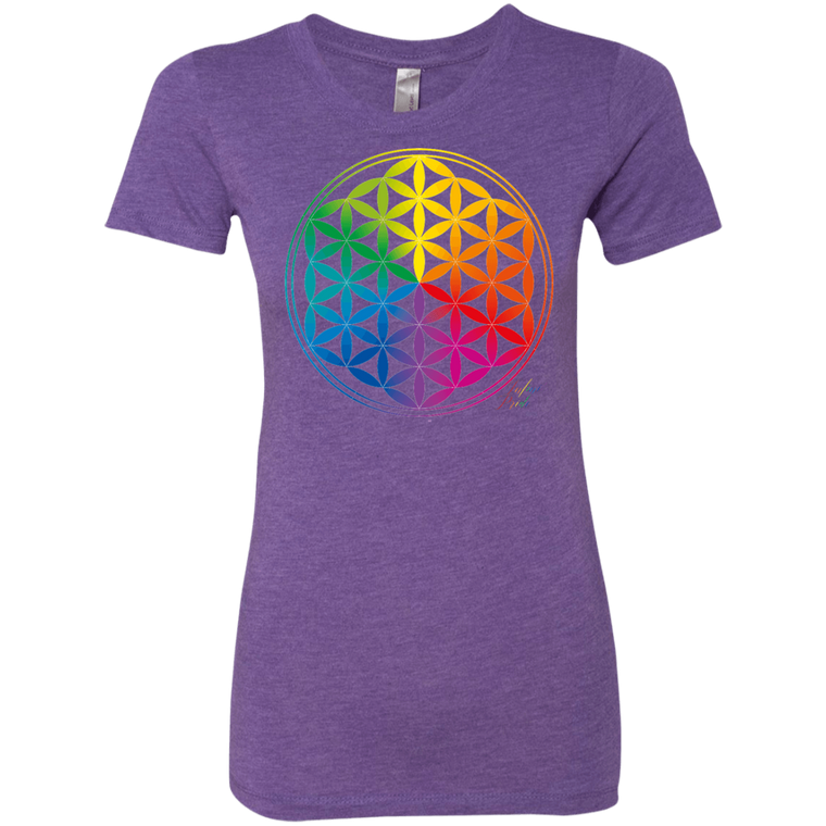 Infinite Pride - Womens Triblend T-Shirt